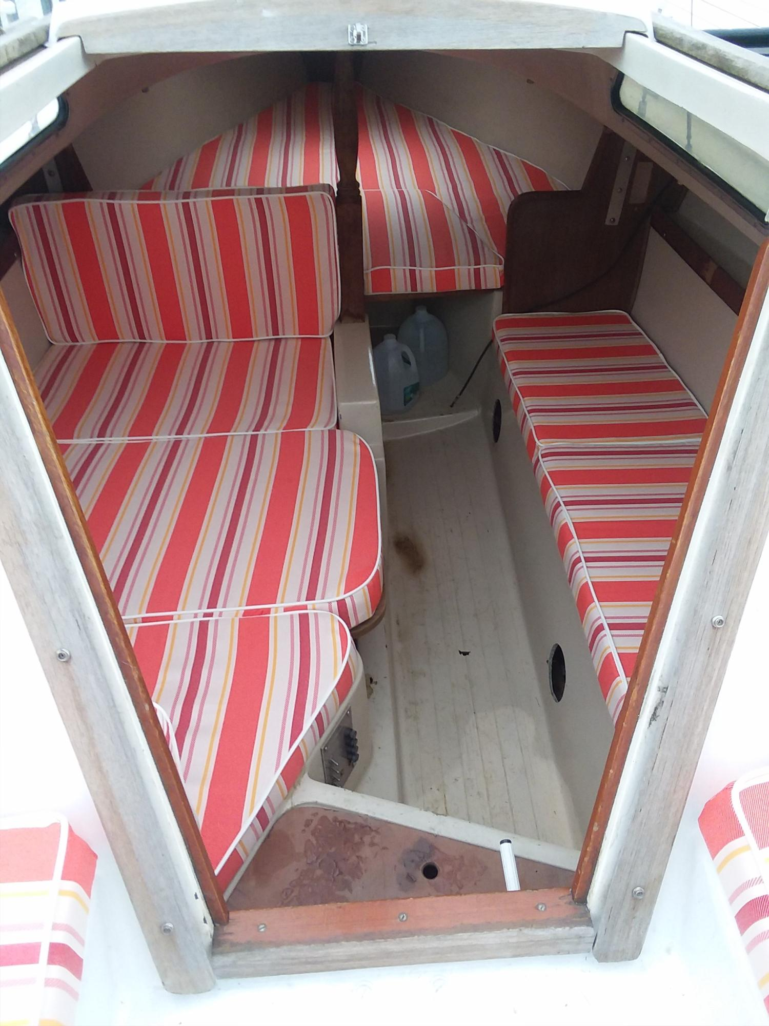 Camvas - Sail Repair